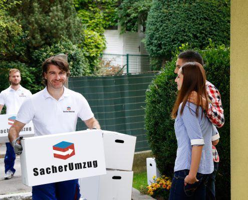 Umzug Wien - Auslandsumzug: Bei uns in sicheren Händen