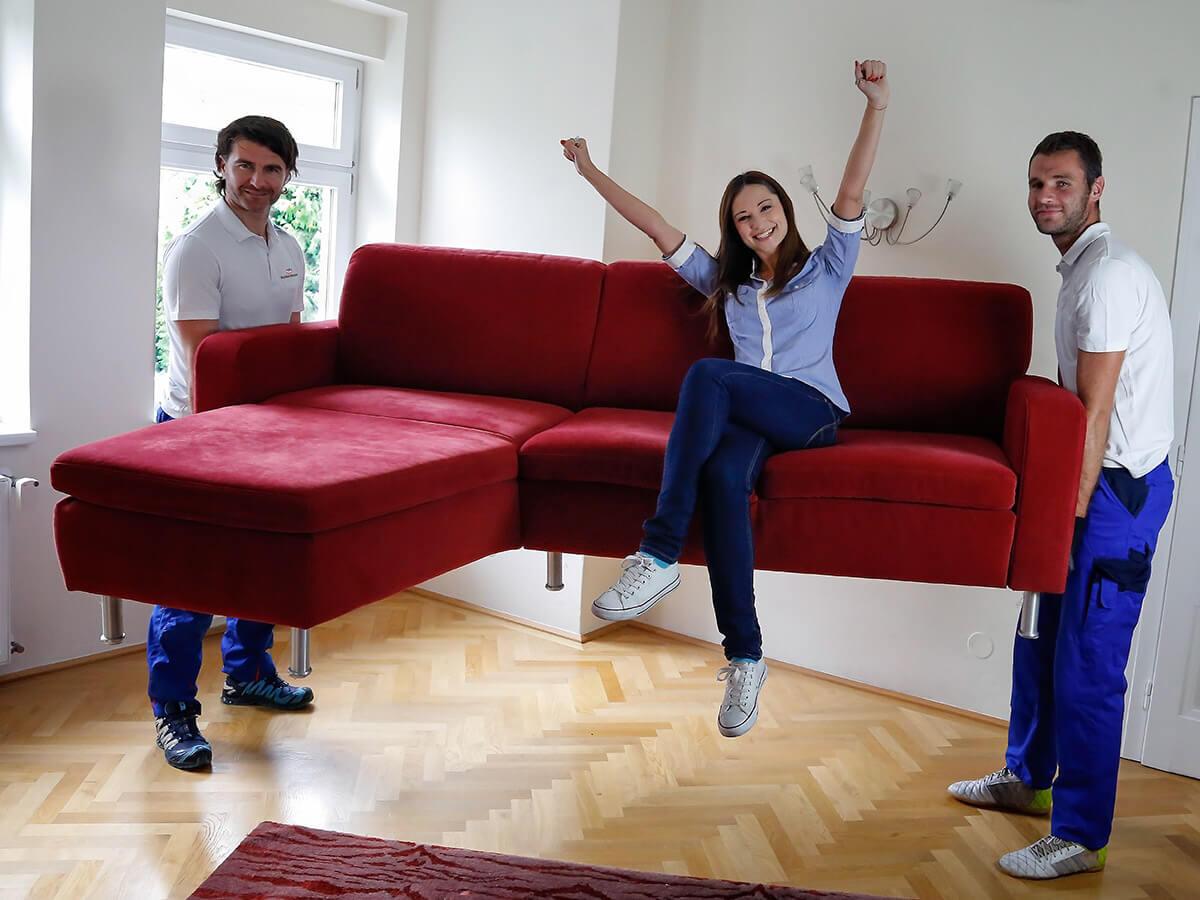 Umzug Wien - Kundenzufriedenheit wird bei uns groß geschrieben