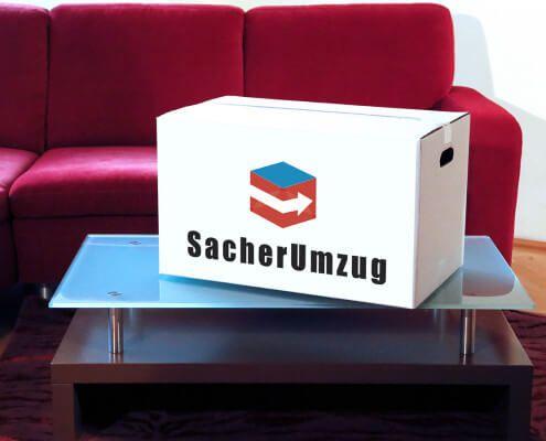 Umzug Wien - Umzugskartons gesucht? Fragen Sie Sacher Umzug